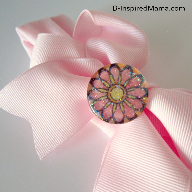 Make a Hair Bow for Your Little One