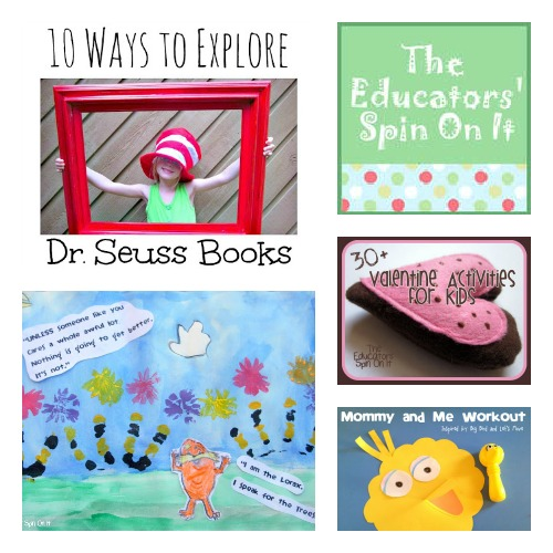 The Educators' Spin On It at B-InspiredMama.com