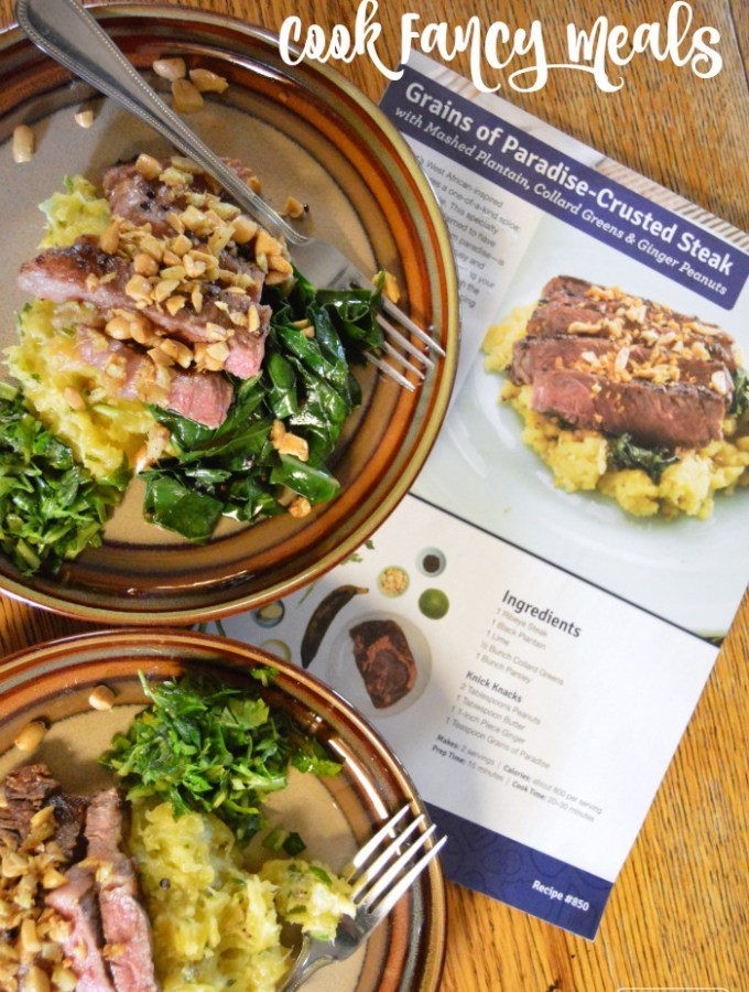 The Secret to Fancy Meals for Busy Moms – A Blue Apron Review