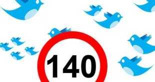 בקרוב טוויטר תסיר את מגבלת ה-140 תווים !