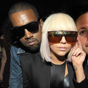 Lady Gaga + Kanye