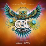 EDC Orlando 2015 Flying in with Amazing Acts