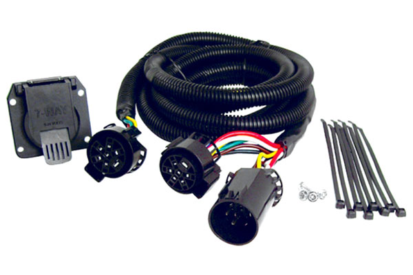 2011 f350 5th wheel wiring harness