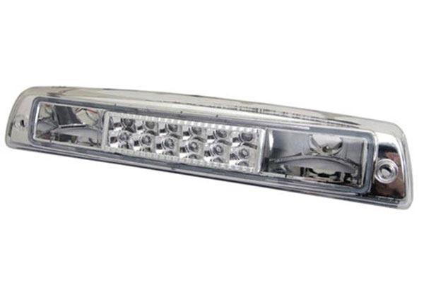 Spyder LED Third Brake Lights, Spyder Clear 3rd Brake Light, LED 3rd