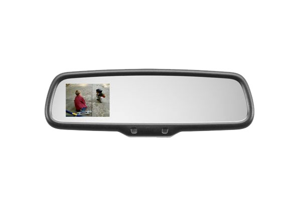 Backup Camera System, Rear View Camera Mirror