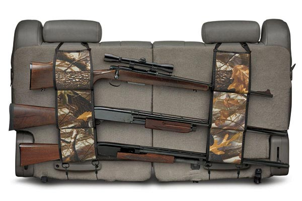 Classic Seat Back Gun Rack Classic Accessories Truck Gun Rack