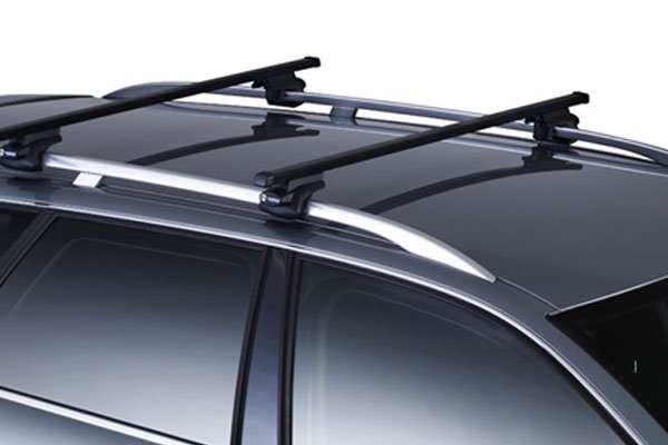 Thule Square Bar Base Rack System Complete Roof Rack