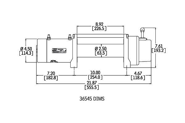 ramsey winch parts diagram wiring diagram ramsey winch wiring