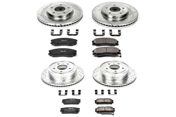 home brakes rotors pads performance brake kits power stop z23 brake