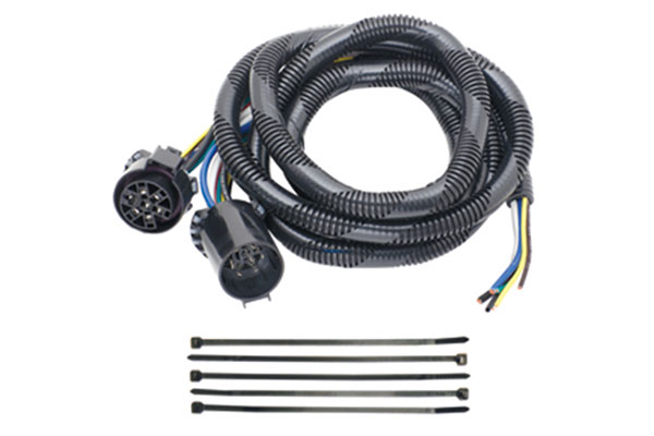 fifth wheel wiring harness
