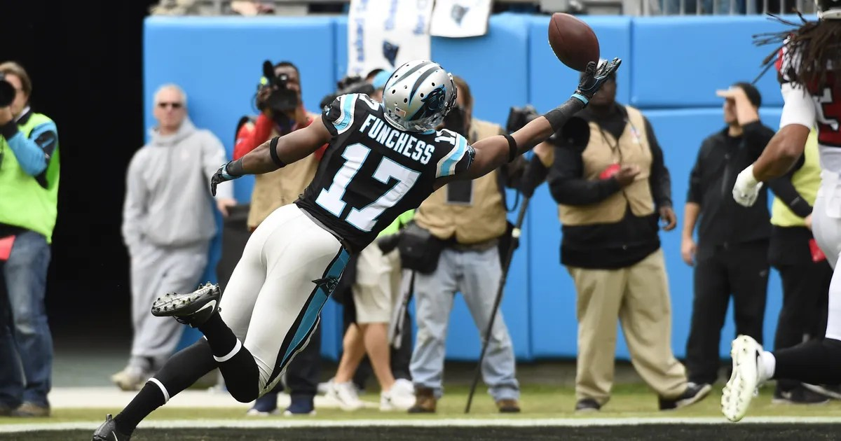 Panthers Three Targets at Wide Receiver in Free Agency FOX Sports