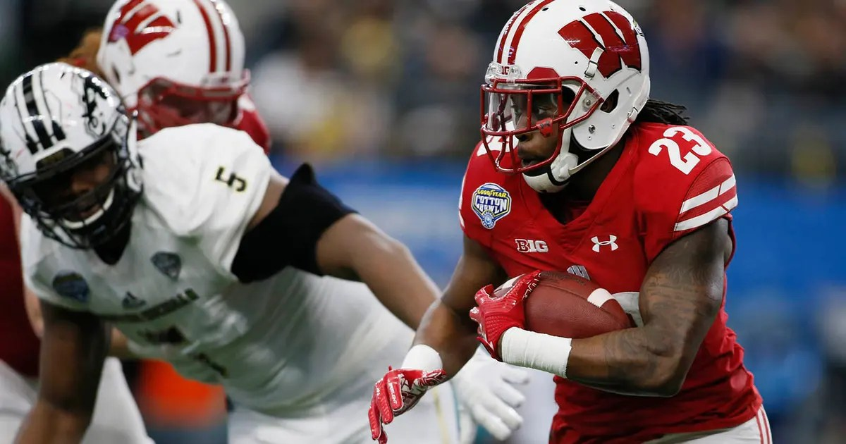 Unexpected journey of Badgers\u0027 Ogunbowale leads to NFL Draft