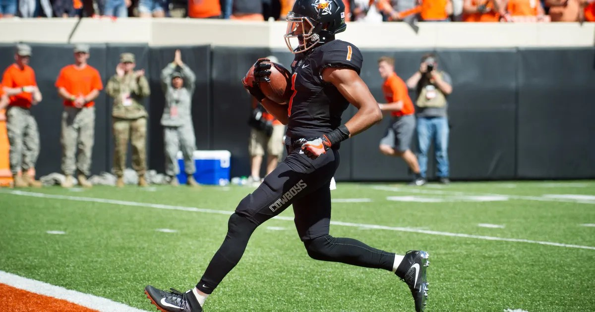 Oklahoma State Football Ranking the 10 best players on the roster