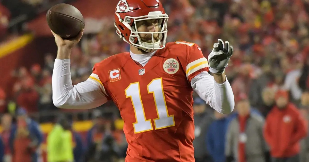 Kansas City Chiefs Early depth chart prediction for 2017 FOX Sports