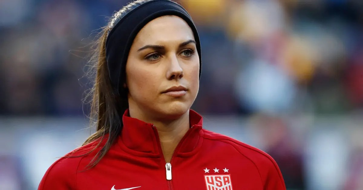 Carolina Panthers Girl Wallpaper Alex Morgan Uswnt Can T Talk About The World Cup And