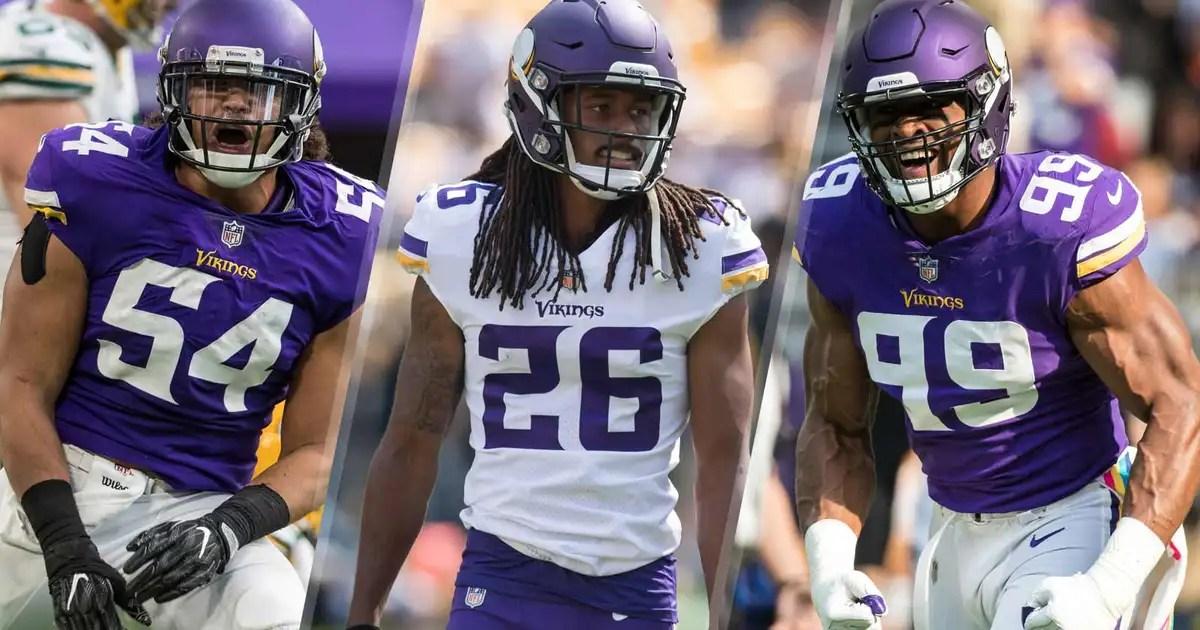 3-year analysis Grading the 2015 Vikings draft class