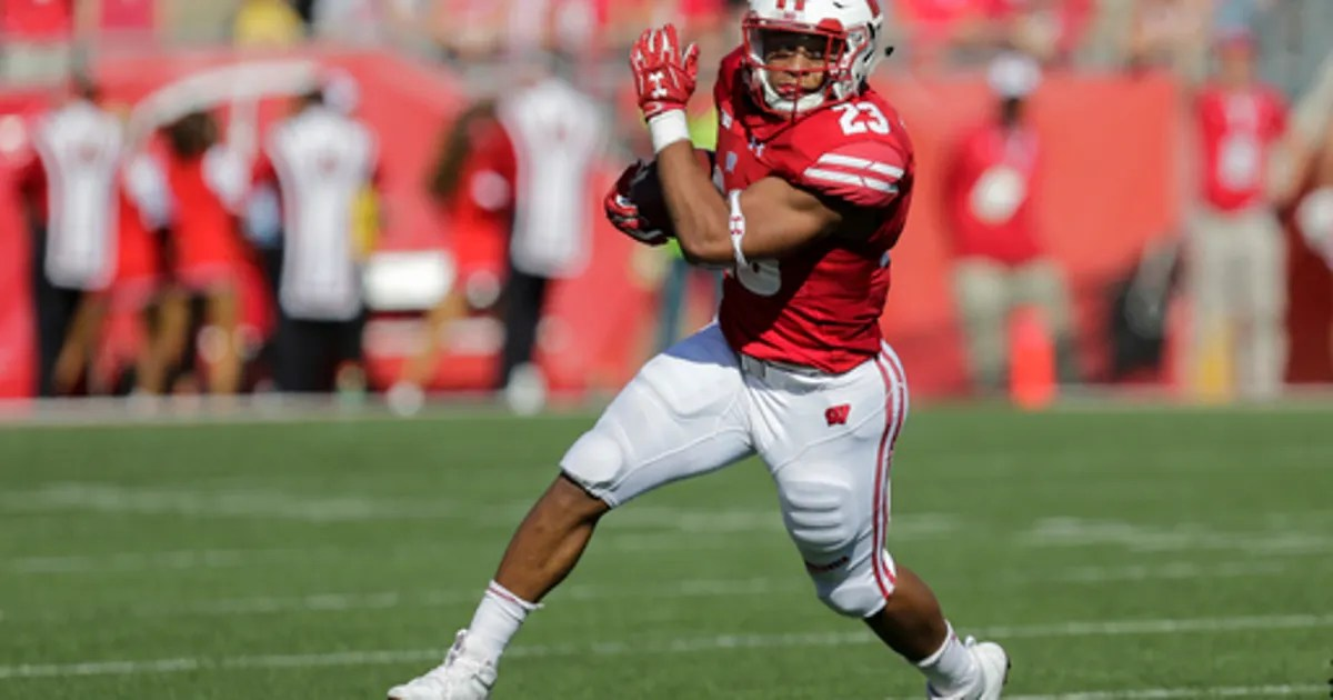 Wisconsin RB Jonathan Taylor packs on the muscle FOX Sports