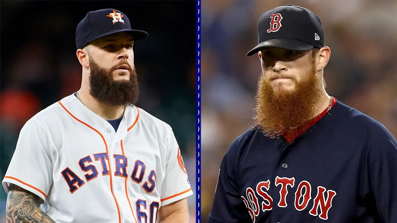 J P Morosi Discusses When Teams Will Sign Dallas Keuchel And Craig Kimbrel Fox Sports