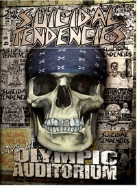 Suicidal Tendencies Live At The Olympic Auditorium Levykauppa