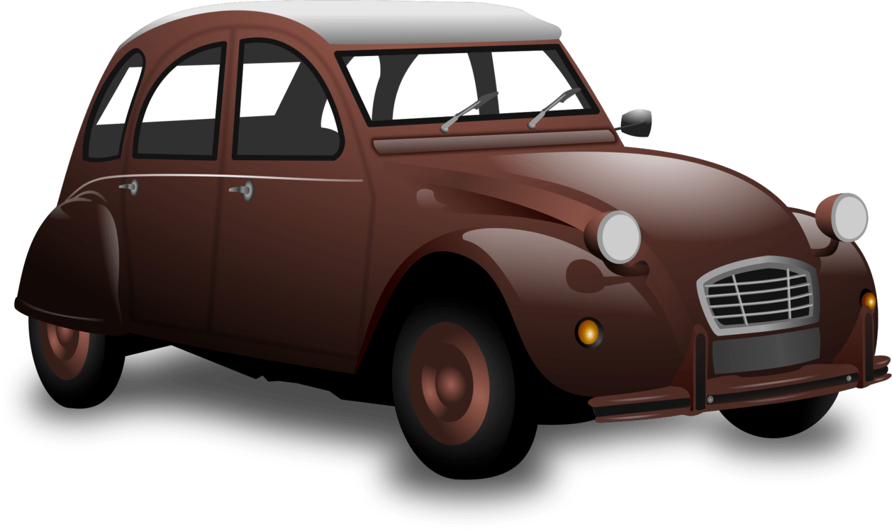 Trabant Clipart Car 1955 Chevrolet Volkswagen Type 2 Mercedes Free Commercial