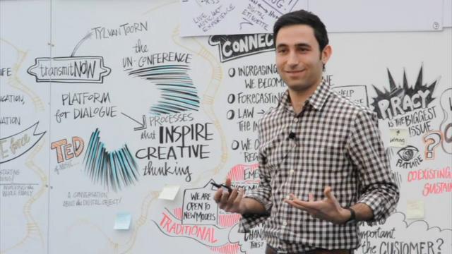 Scott Belsky, making ideas happen.