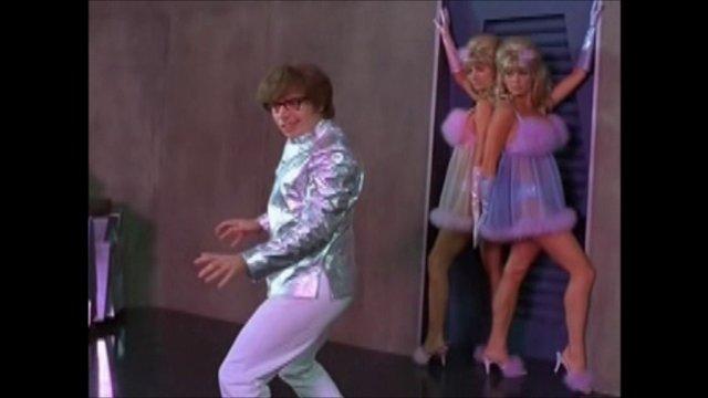 Austin Powers Fembots