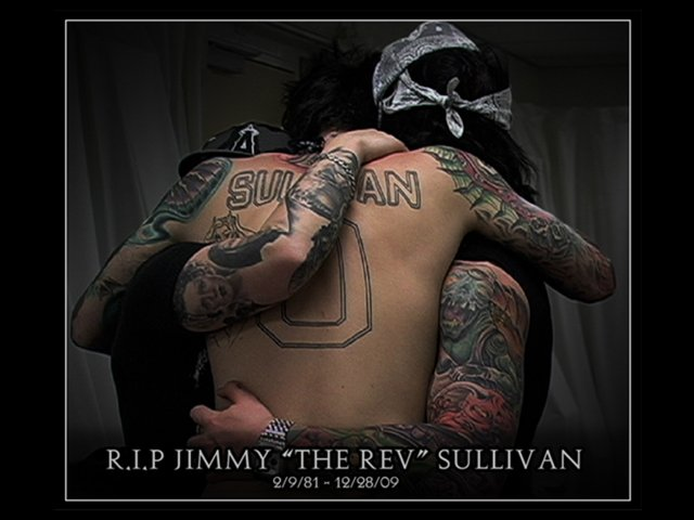 Bullet For My Valentine Wallpaper Hd R I P Jimmy Quot The Rev Quot Sullivan Tribute Video On Vimeo