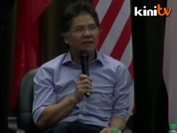 Idris Jala- Government should limit its attempts to control people and businesses
