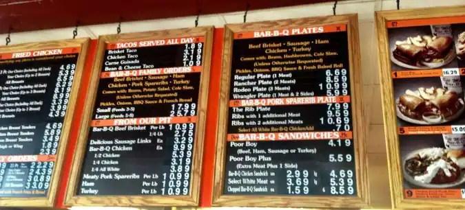 Bill Miller Bar-B-Q, Southtown, San Antonio - Urbanspoon/Zomato