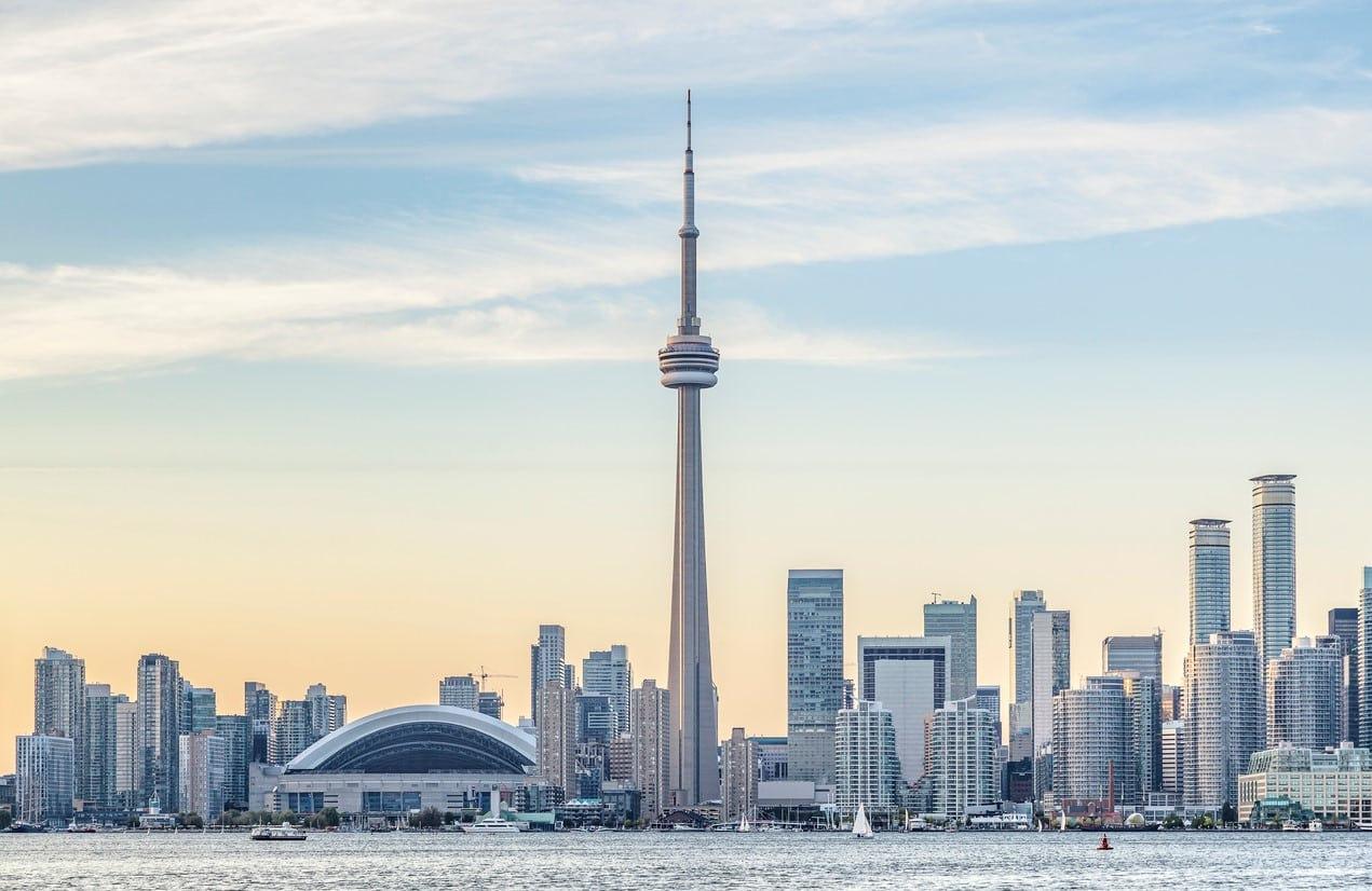 Cn Tower Unveils Largest Renovation In Its History