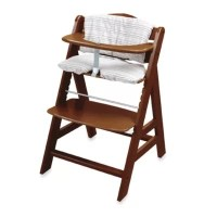 Hauck Alpha Chair in Walnut | Bed Bath & Beyond