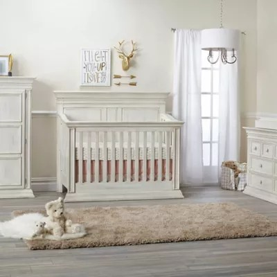Baby Car Seats When To Change Baby Cache Vienna 4 In 1 Convertible Crib In Antique White