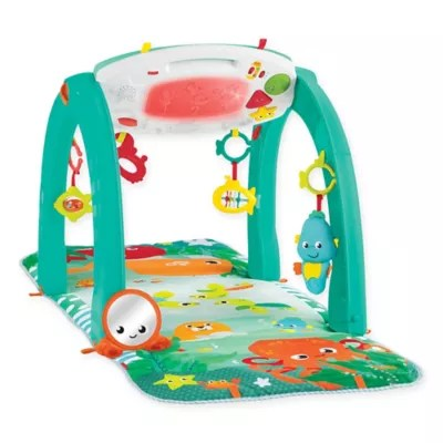 Fisher Price 4 In 1 Ocean Activity Gym Buybuy Baby