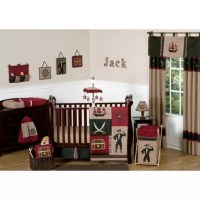 Buy Sweet Jojo Designs Pirate Treasure Cove 11-Piece Crib ...