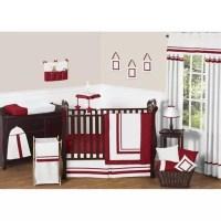 Sweet Jojo Designs Hotel 11-Piece Crib Bedding Set in ...