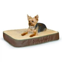 Buy Memory Sleeper Small Pet Bed in Mocha from Bed Bath ...