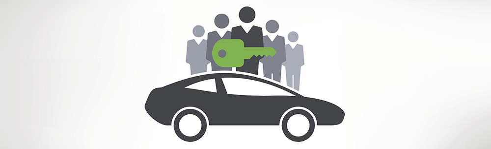 Car sharing hits a roadblock as membership drops for the first time - in five years time