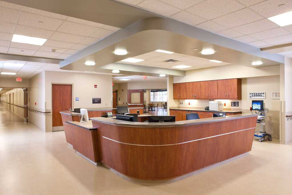Transitional Kitchen Design Wellspan | New Surgery & Rehabilitation Hospital