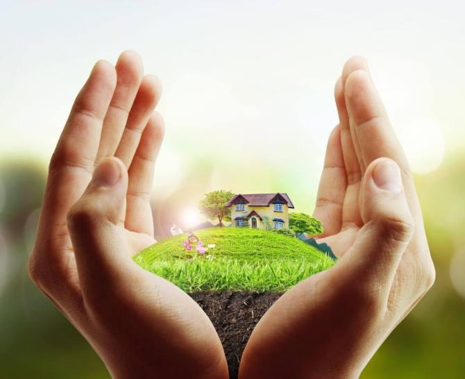 Home Hands Logo