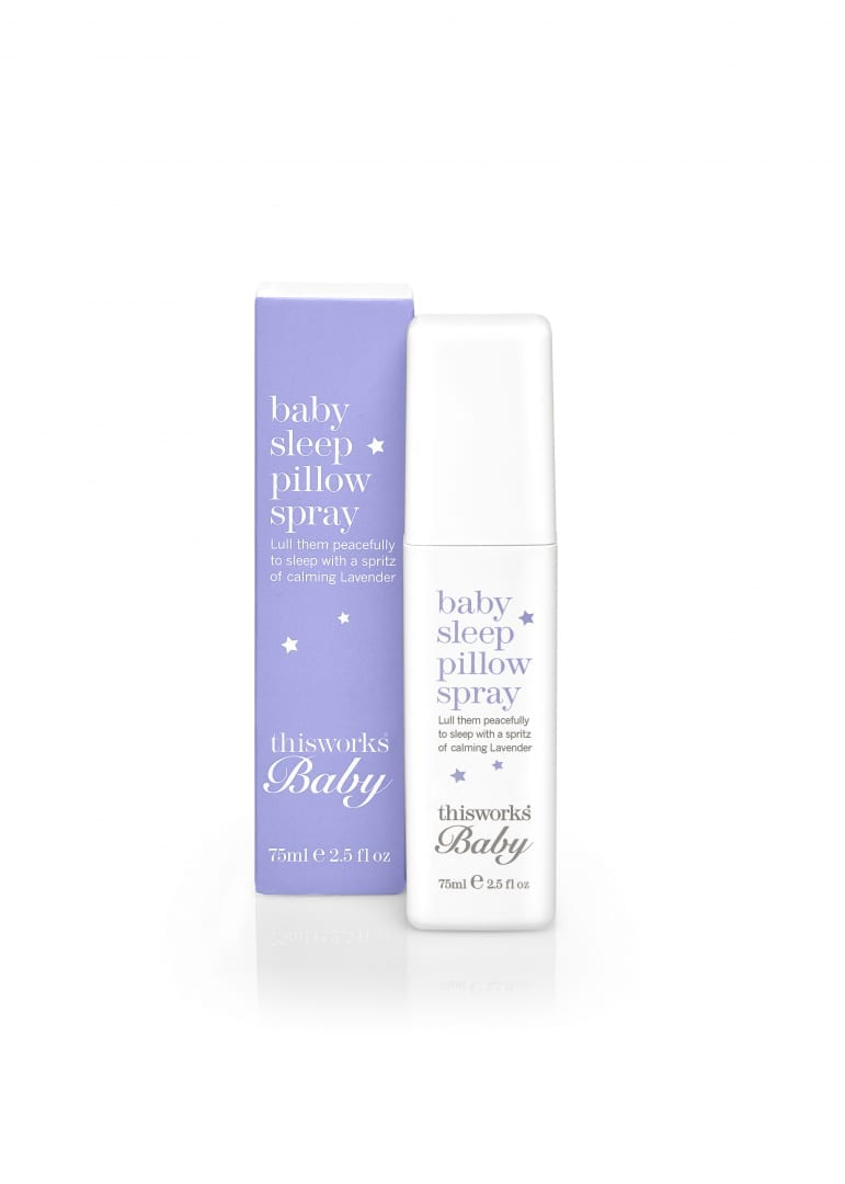 Giftige Parfums Liste Baby Sleep Pillow Spray