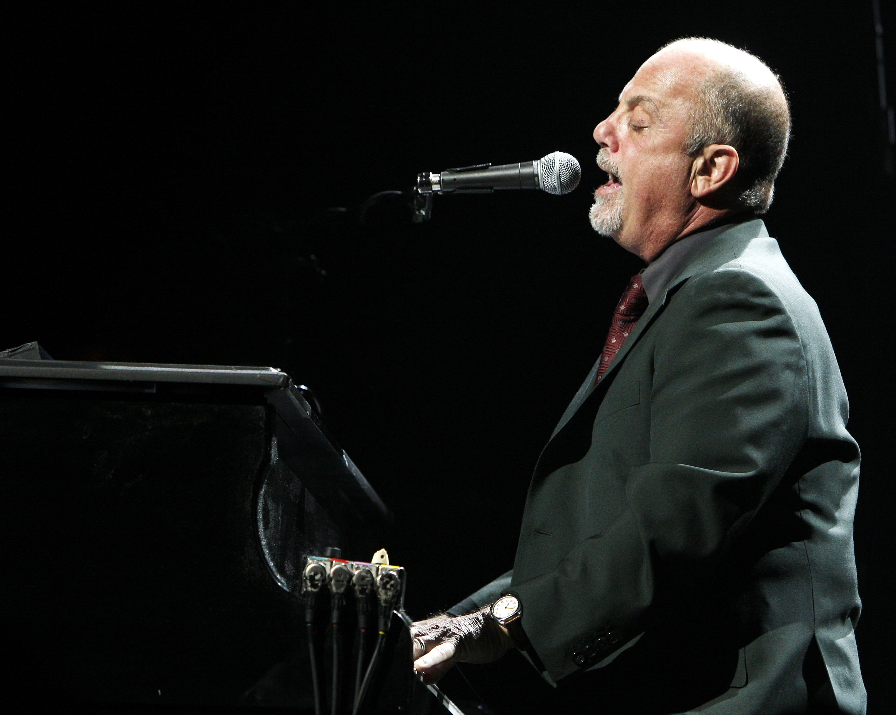 Billy Joel Piano Man The Billy Joel Rule The Babbling Brooke