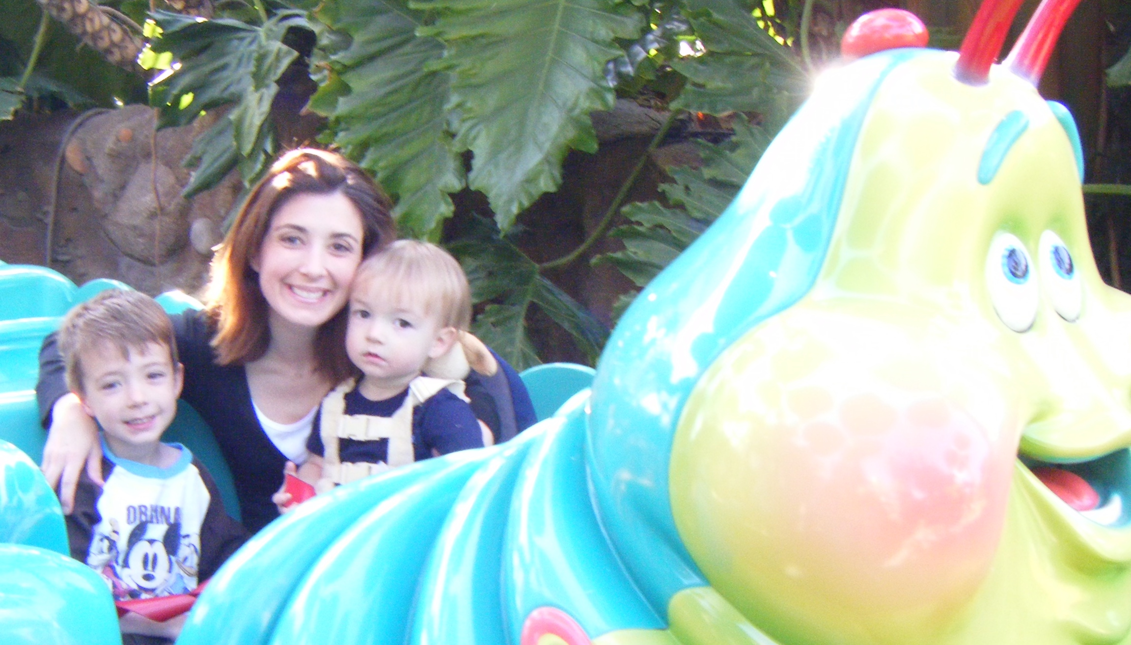 What Rides Can Babies And Toddlers Go On At Disneyland And Disney California Adventure Park