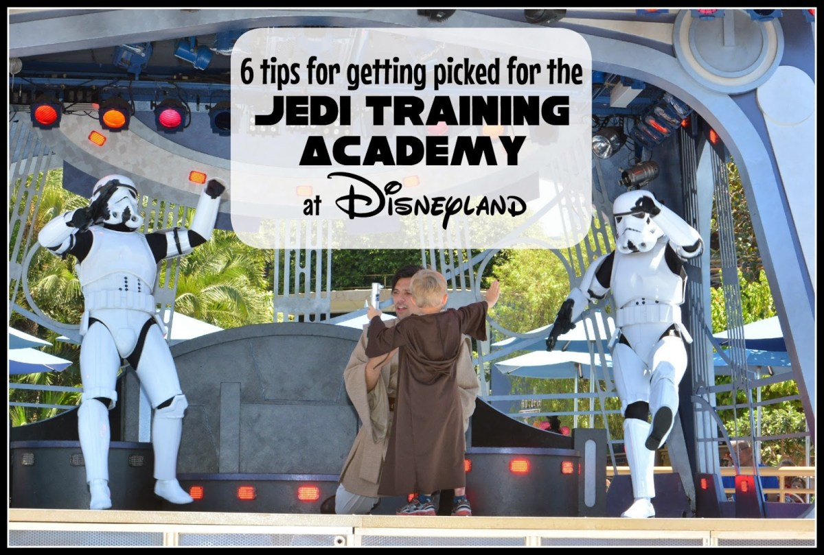 6 tips for getting picked for the Jedi Training Academy at Disneyland