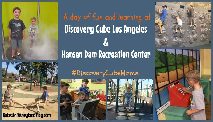 A Full Day of Fun at Discovery Science Cube Los Angeles