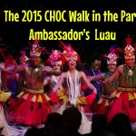 CHOC Walk in the Park Ambassador's Luau