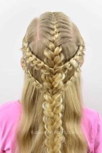 Viking Braids - Babes In Hairland