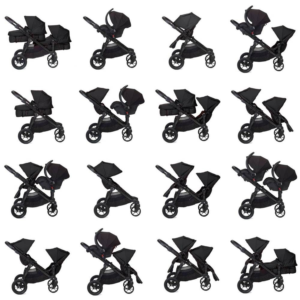Baby Jogger City Select 2016 City Select Stroller Black