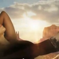 Kanye West porks topless Kim Kardashian on a bike in 'Bound 2' video