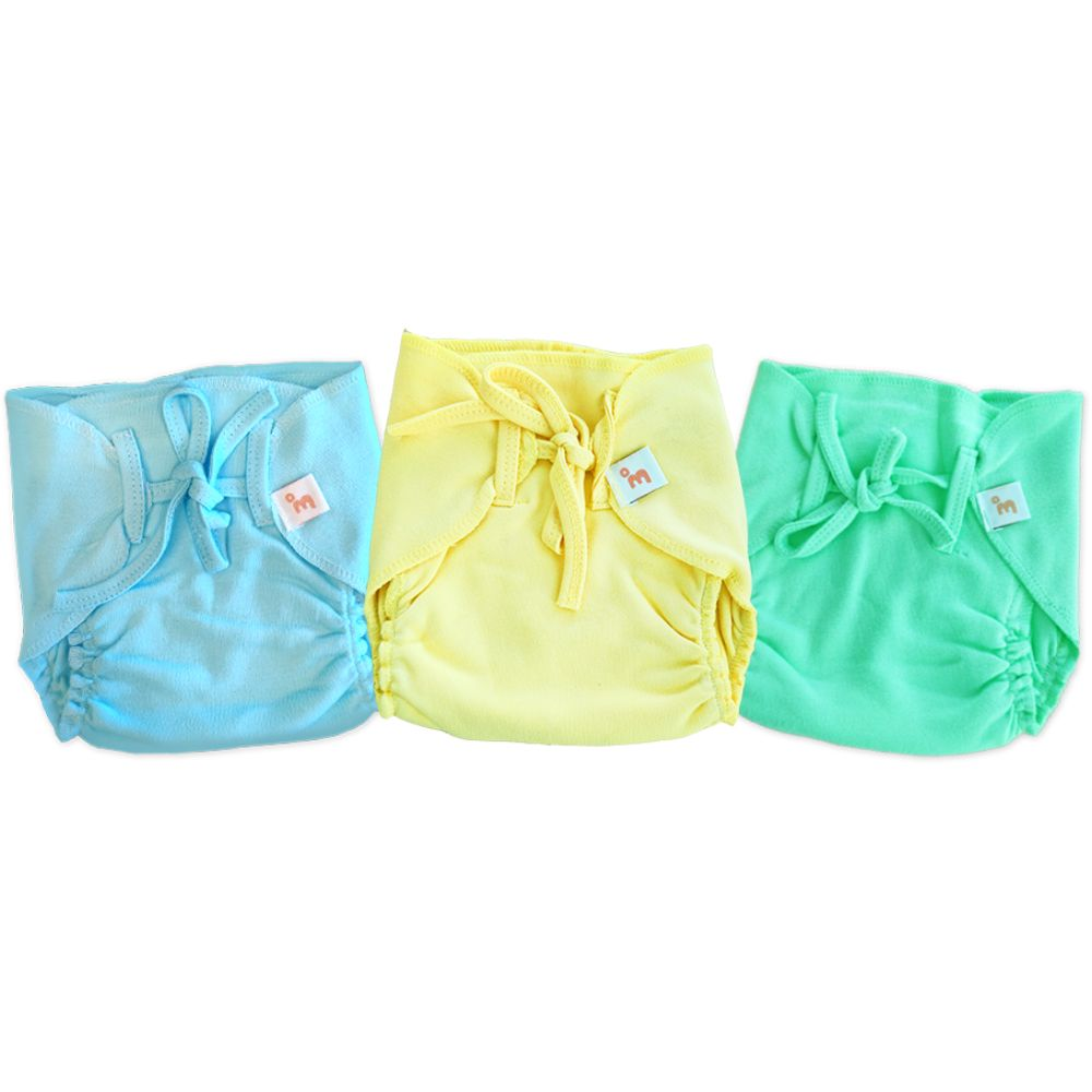 Newborn Babies Online Shopping Super Nappy Pack Of 3 Soft Organic Cotton Nappies For Newborn Babies