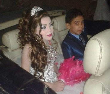 Outrage as 12-year-old boy is to marry his 11-year-old cousin in Egypt